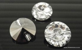 Swarovski Button Art 3015 Rivolli Crystal 18mm