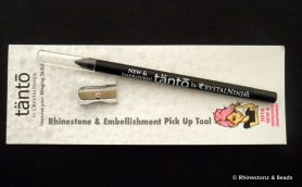 Crystal Ninja TANTO Nail Art Pick-Up Tool BEST SELLER